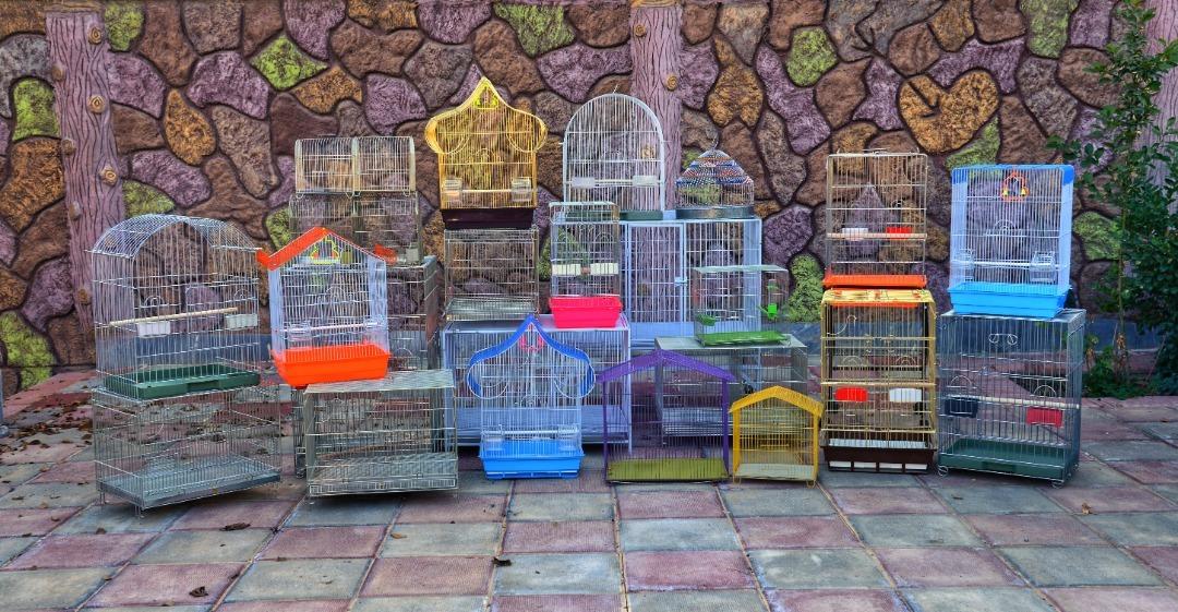 انواع قفس پرنده