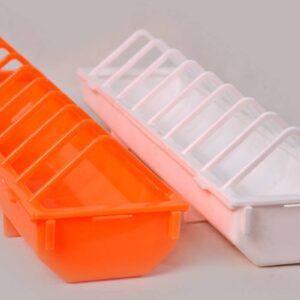 دانخوری پلاستیکی پرنده | نوین پت شاپ