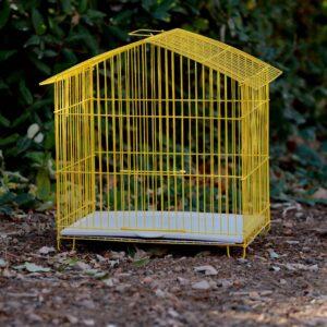 قفس فانتزی پرنده | نوین پت شاپ