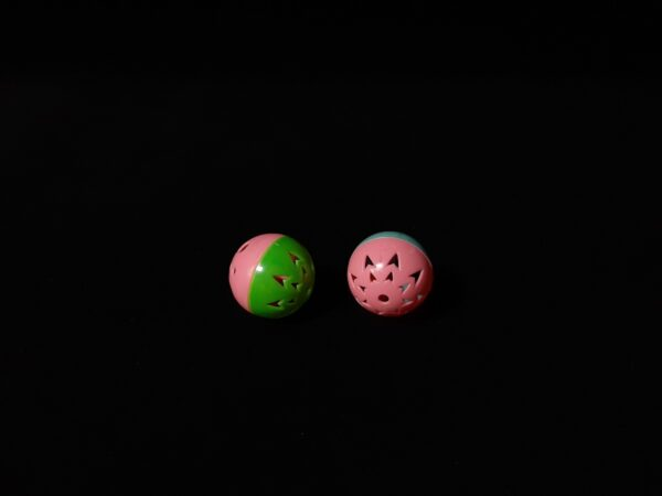 توپ اسباب بازی پرنده | نوین پت شاپ